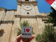 La belle Malte