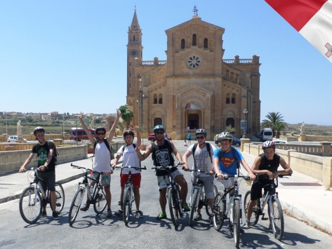 Sejour linguistique à Malte