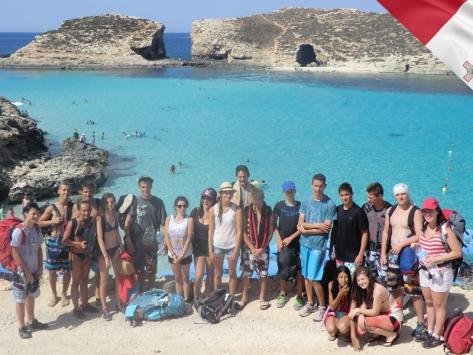 Séjours linguistique à Malte