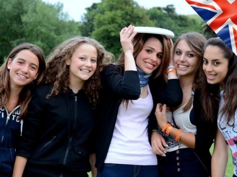 Voyage scolaire en Angleterre
