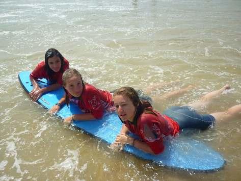 voyage scolaire a l'océan