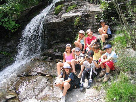 sortie scolaire en Rhone Alpes