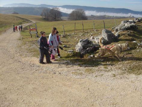 voyage scolaire en Rhone alpes
