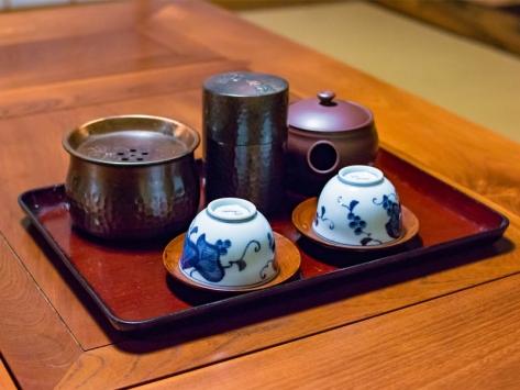 Découverte de l'art du thé avec vos élèves