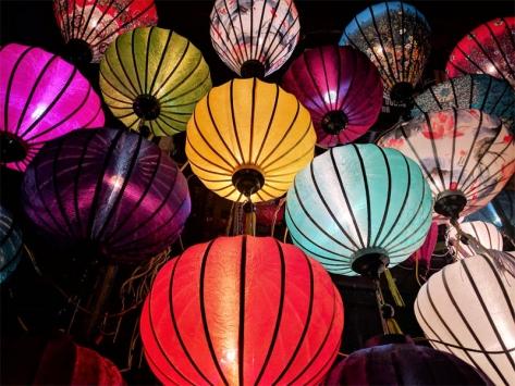 Lanterne traditionnelle japonaise