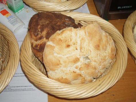 Fabrication de pain enfants