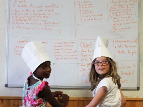 Apprendre à cuisiner