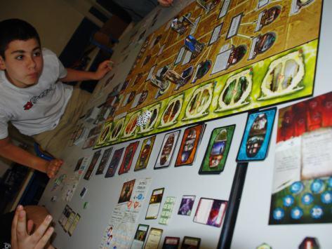 jeu en classe découverte