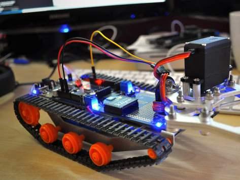 Classes découvertes robotique