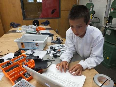 Classes de découverte robotique