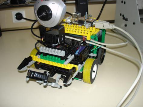 Classes de découvertes robotique
