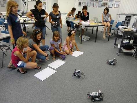 Classe robotique