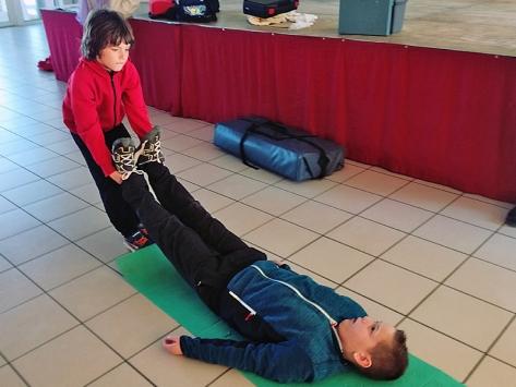 Apprendre les premiers secours à ses élèves