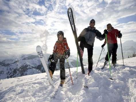 séjour ski et neige scolaire