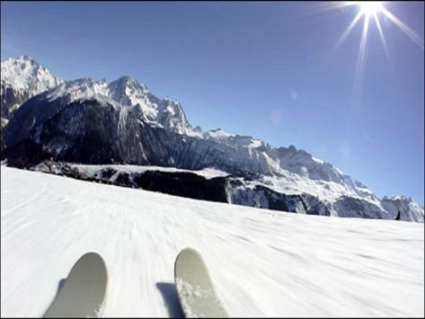 voyage scolaire au ski