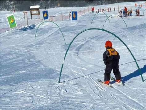 classe découverte au ski