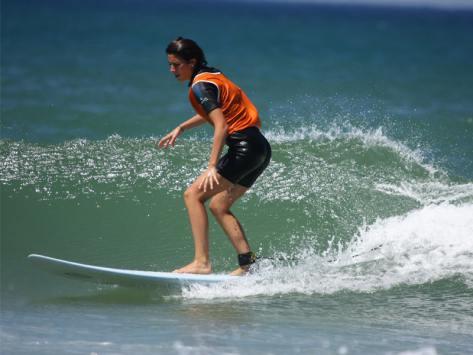 activité découverte du Surf