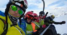 Colonies ski, c'est parti !