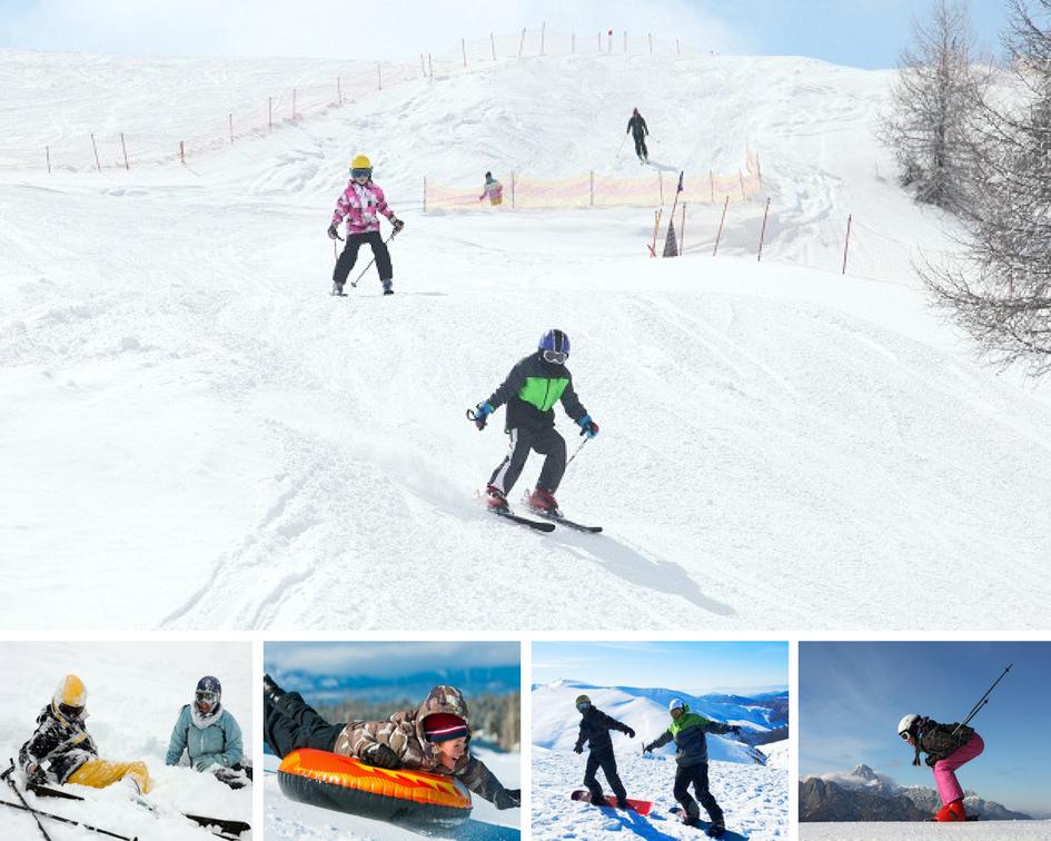 Colonie de vacances sports d'hiver Djuringa Juniors