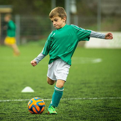 Football et activités sportives