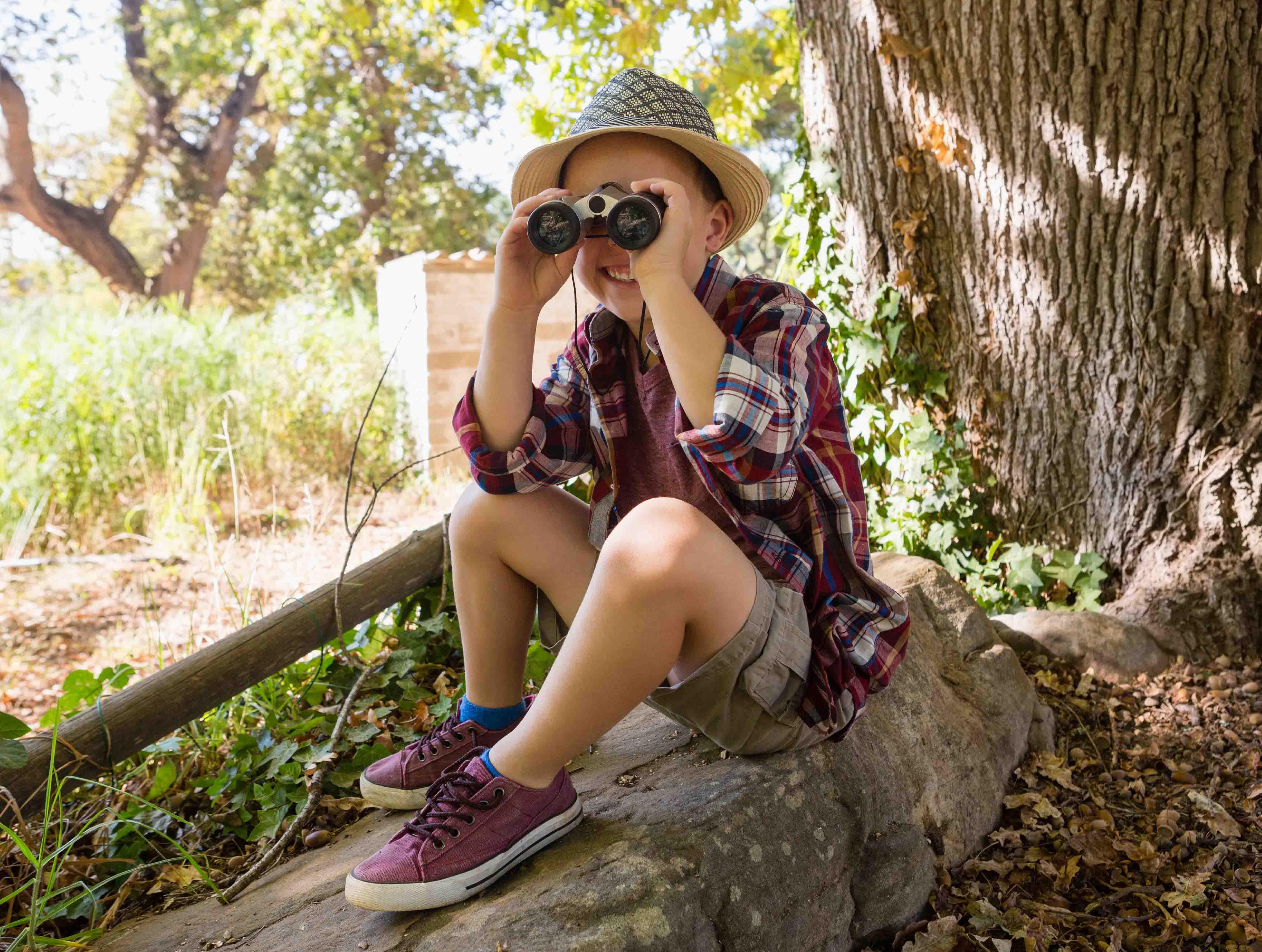 Colonie de vacances aventure au coeur de la nature