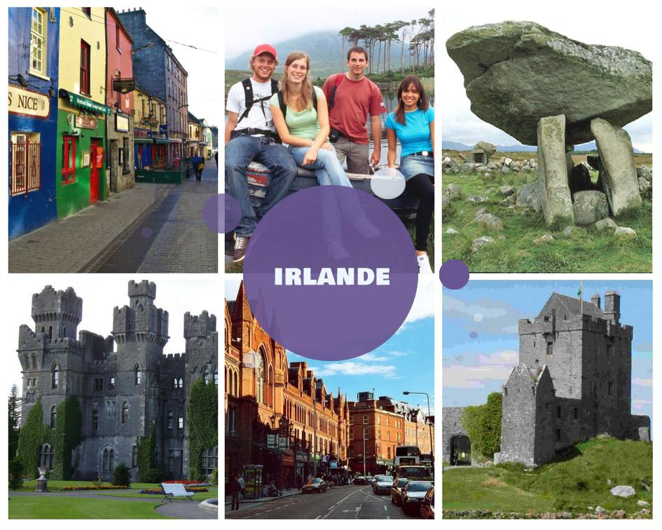 Colonie de vacances en Irlande été 2018