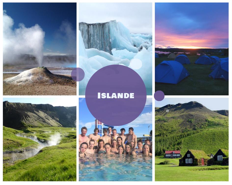 Colonie de vacances en Islande pour l'été 2018