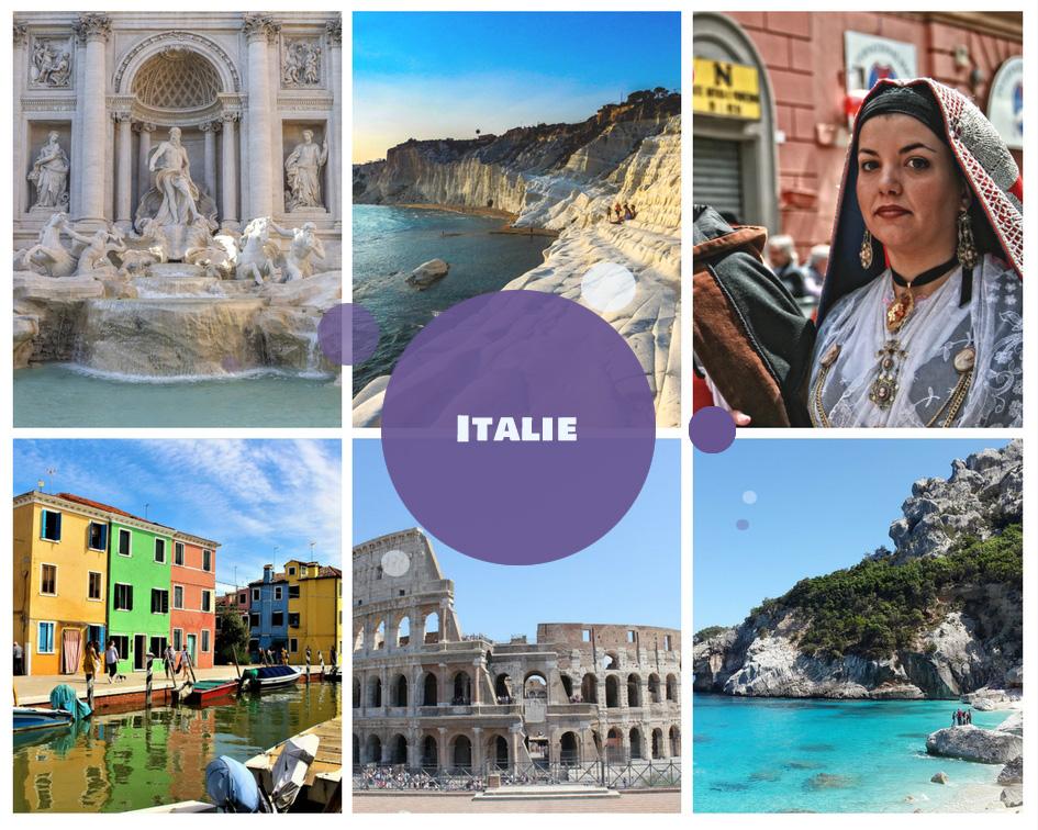 Colonies de vacances en Italie pour l'été 2018