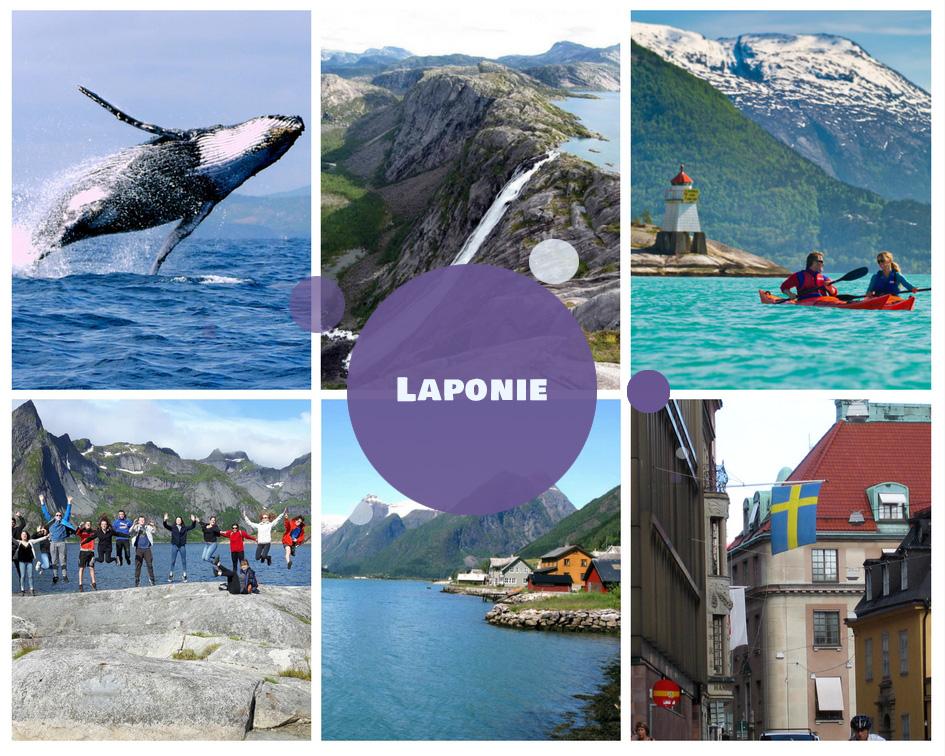 Colonies de vacances d'été pour ados et enfants en Laponie