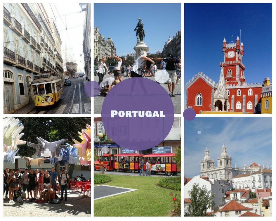 Colonies de vacances à destination du Portugal été 2018