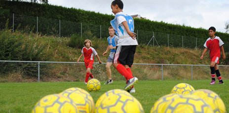 Stage Football masculin en Auvergne