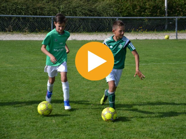 Stage sportif football en auvergne