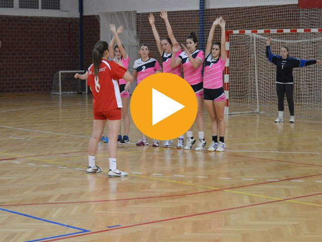 Stage sportif handball