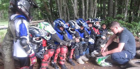 Motocross sensations