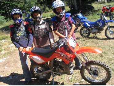 Moto Cross Sensations