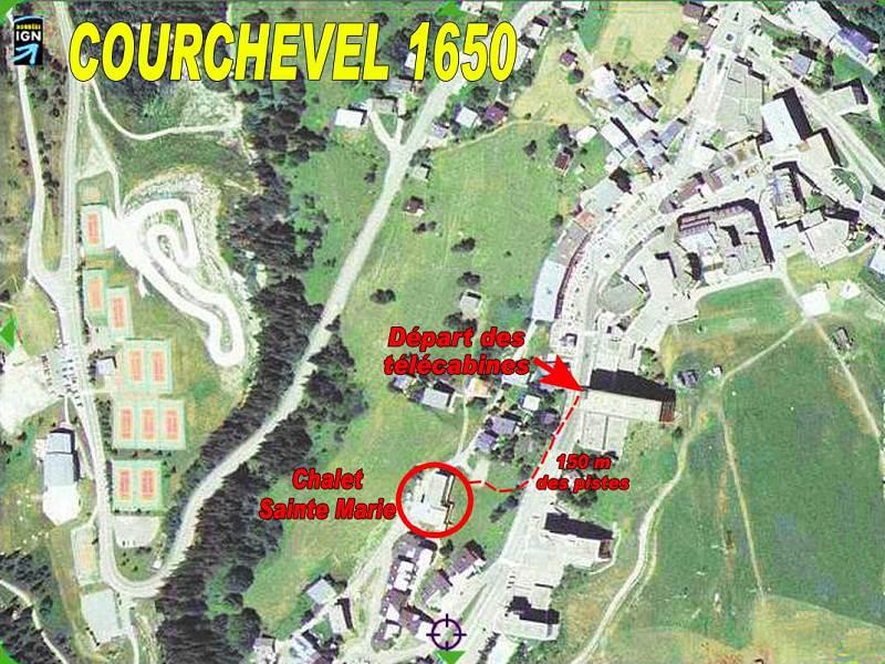 Centre d 39 accueil chalet sainte marie t centre de vacances courchevel djuringa juniors - Courchevel 1650 office du tourisme ...