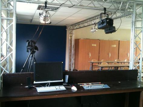 Studio de montage Cinéma