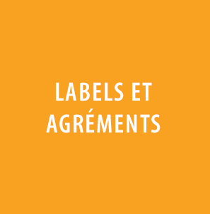 Labels et agréments Djuringa Juniors