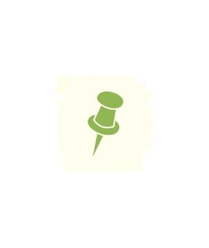 Logo affichage de sensibilisation au développement durable