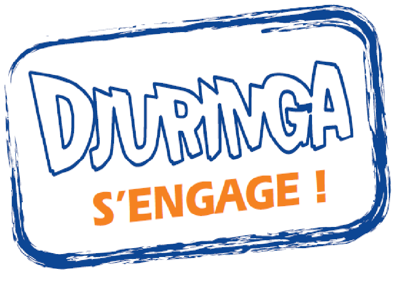 Logo Djuringa s'engage