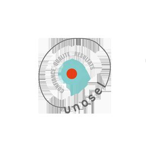 Logo de l'agrément UNOSEL