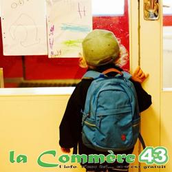 Jeune enfant à l'école maternelle