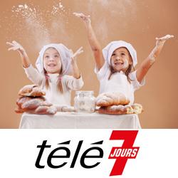 Article sur les colonies de vacances Djuringa Juniors sur télé 7 jours