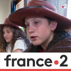 Reportage France 2 sur les colos de remise à niveau Djuringa Juniors