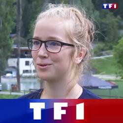 Reportage sur les colonies de vacances Djuringa Juniors sur TF1 dans le JT de 20h