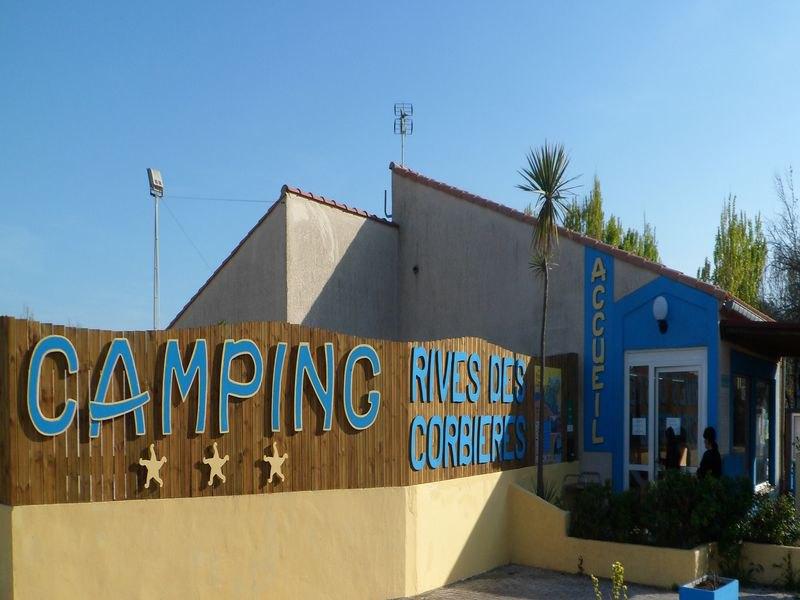 Centre d\'accueil Camping Les rives des Corbières : centre de ...