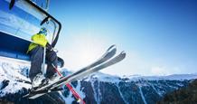 Colonie ski à Chamrousse !