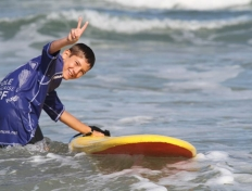 Kids Camp Surf