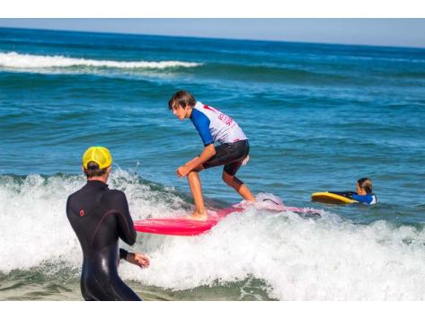 Cours de surf 2