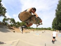 Skate et Trott City Trip à Barcelone